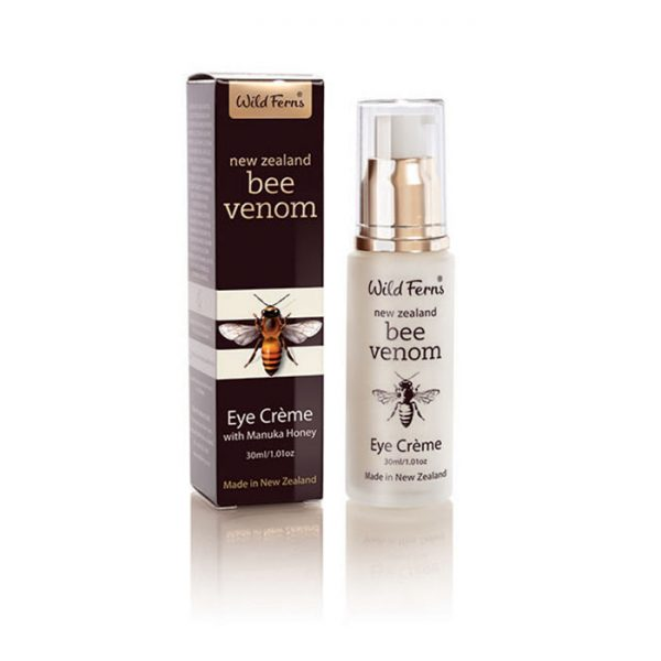 Bee Venom Eye Creme with Active Manuka Honey
