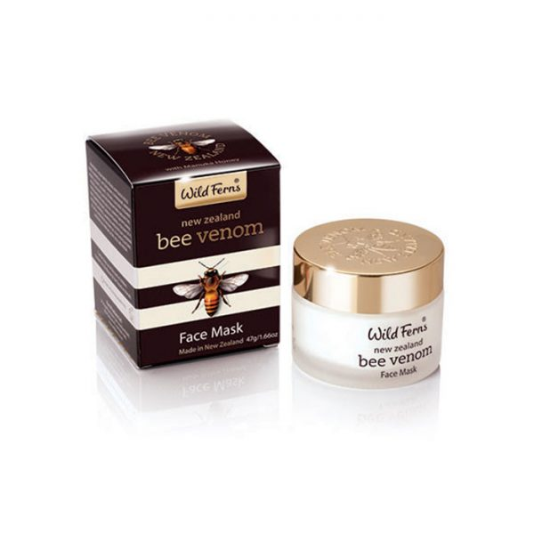 Bee Venom Face Mask with Active Manuka Honey