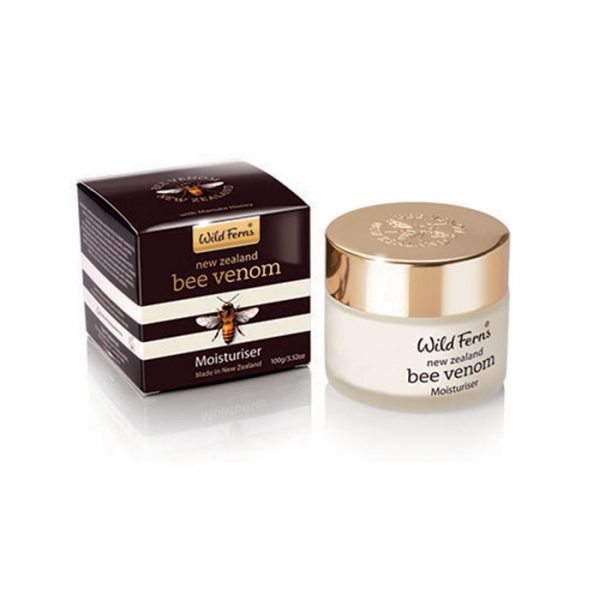Bee Venom Moisturiser with Active Manuka Honey