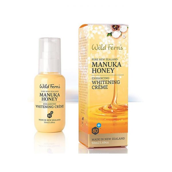 Manuka Honey Enhancing Whitening Crème