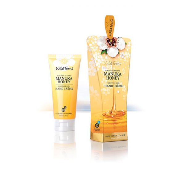 Manuka Honey Moisturier Rich Hand Creme