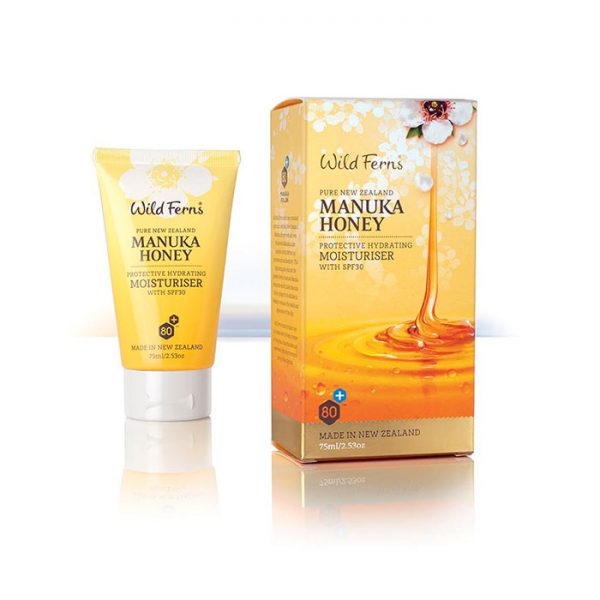 Manuka Honey Protective Hydrating Moisturiser