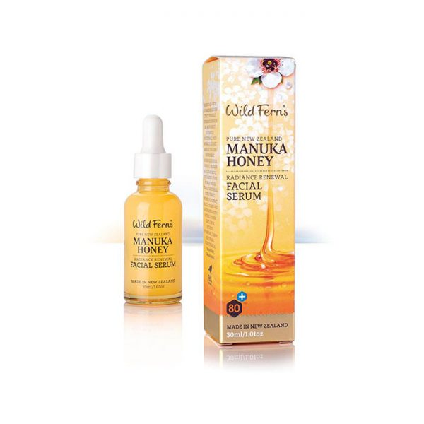 Manuka Honey Radiance Renewal Facial Serum
