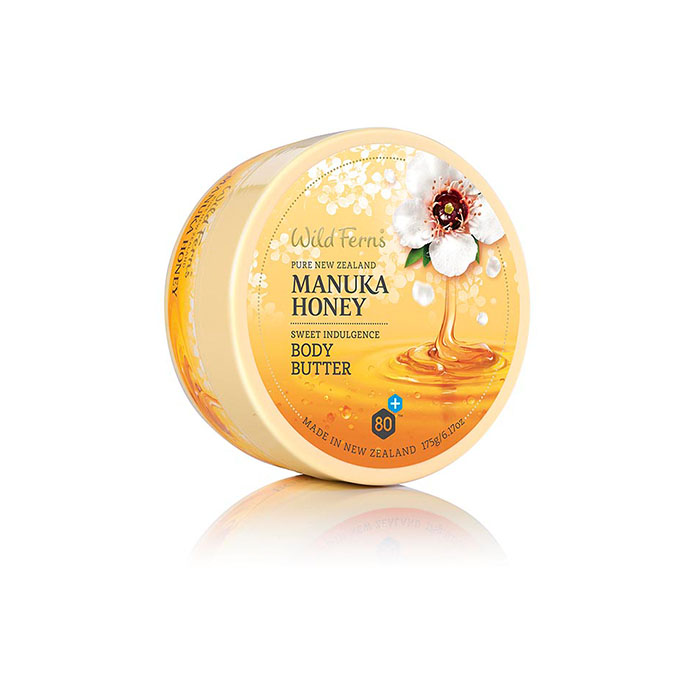 Manuka Honey Sweet Indulgent Body Butter