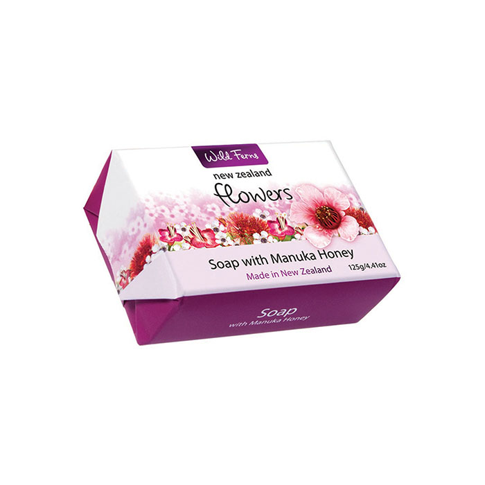 New Zealand Flowers Soap