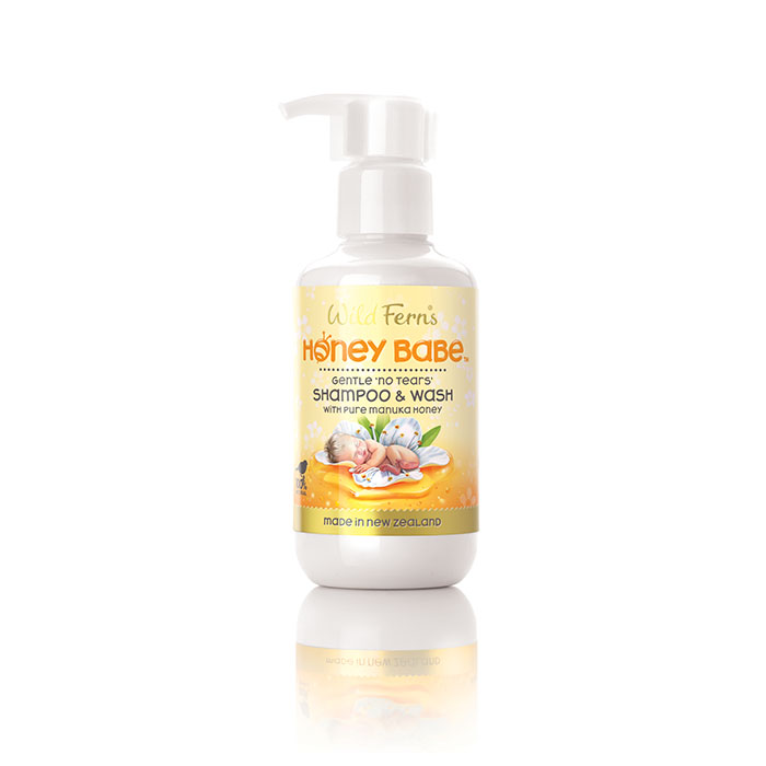 Honey Babe Shampoo & Wash